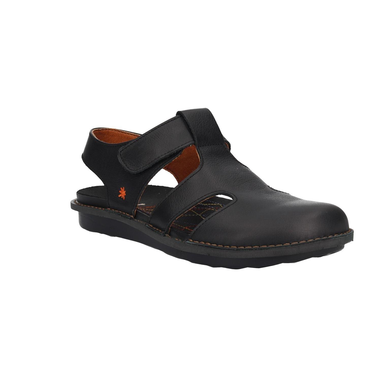 Zapato Art 1304 Memphis Black Explore 45 EU|Negro