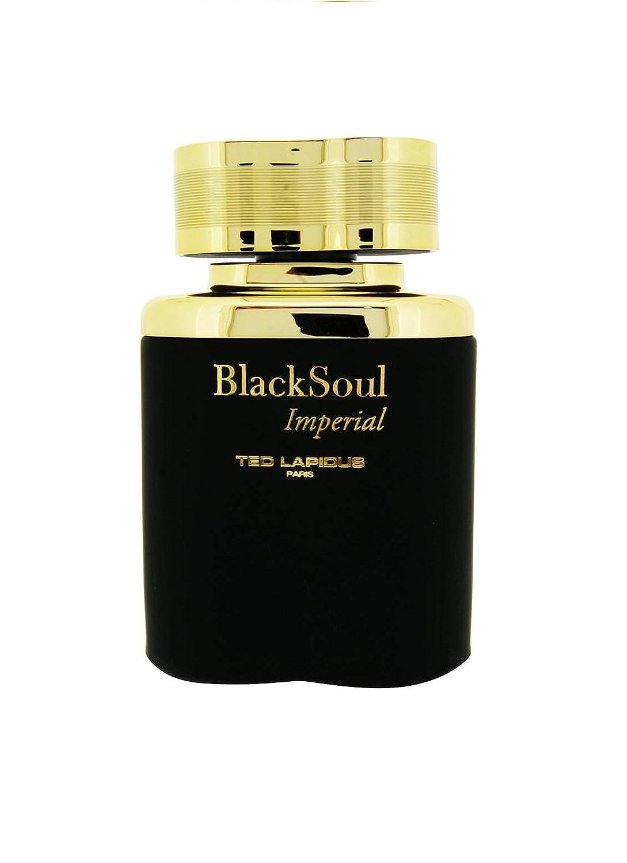 Ted Lapidus Acqua di Profumo, Black Soul Imperial Edt Vapo, 50 ml 3355992005494