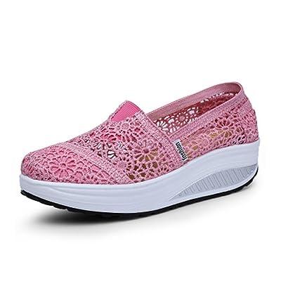 new style 4022b 44dd2 AARDIMI Sneakers Basses Femme