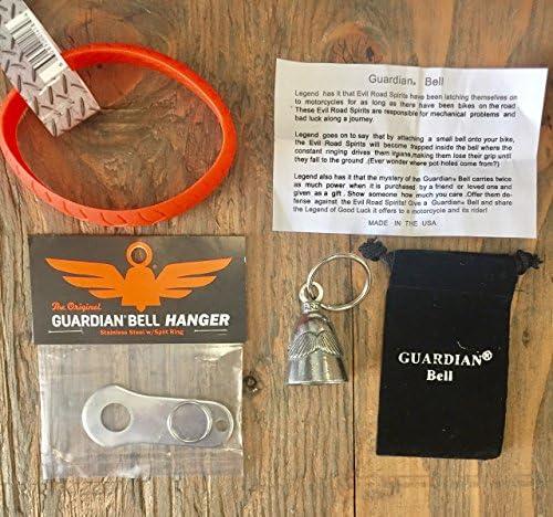 Guardian® Bell マスタッシュコンプリートキット ハンガーとリストバンド付き