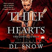 THIEF OF HEARTS: THE COMPLETE SAGA
