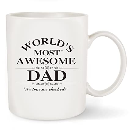 Fathers Day Gift Best Dad Coffee Mug