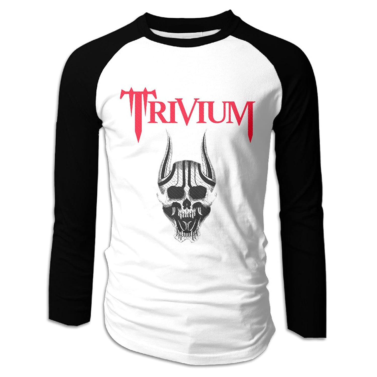 Amazon Men Long Sleeve T Shirt Trivium Silence In The Snow