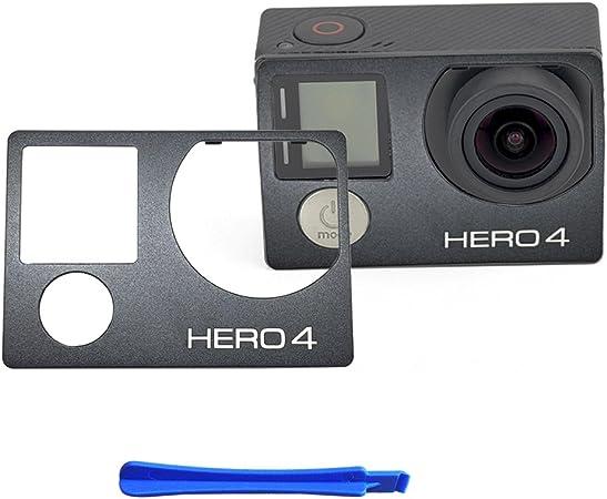 Frontabdeckung Für Gopro Hero 4 Gehäuse Blende Kamera