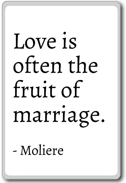 Fruit of marriage