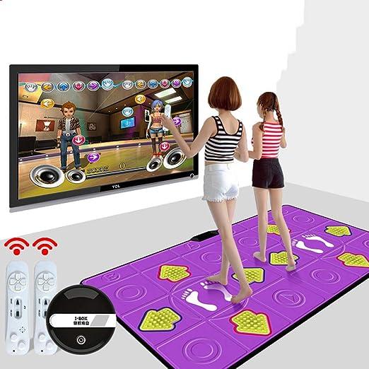 alfombra de baile Consola de Juegos HD inalámbrico Perder