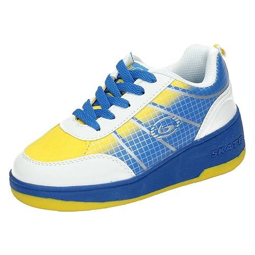 BEPPI 2150430 Zapatillas DE Ruedas NIÑO Deportivos: Amazon.es: Zapatos y complementos