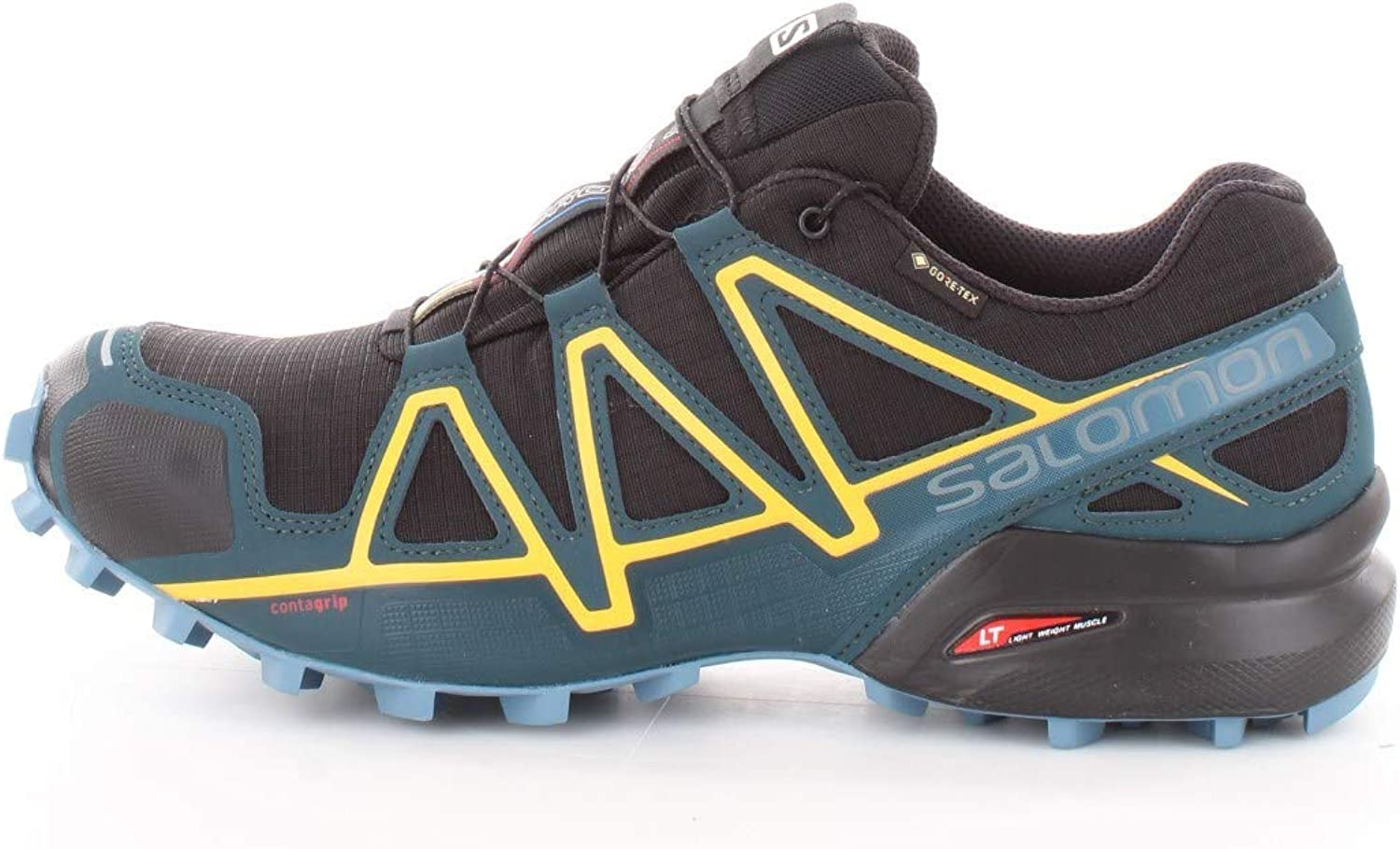 SALOMON Speedcross 4 GTX, Zapatillas de Trail Running para Hombre ...