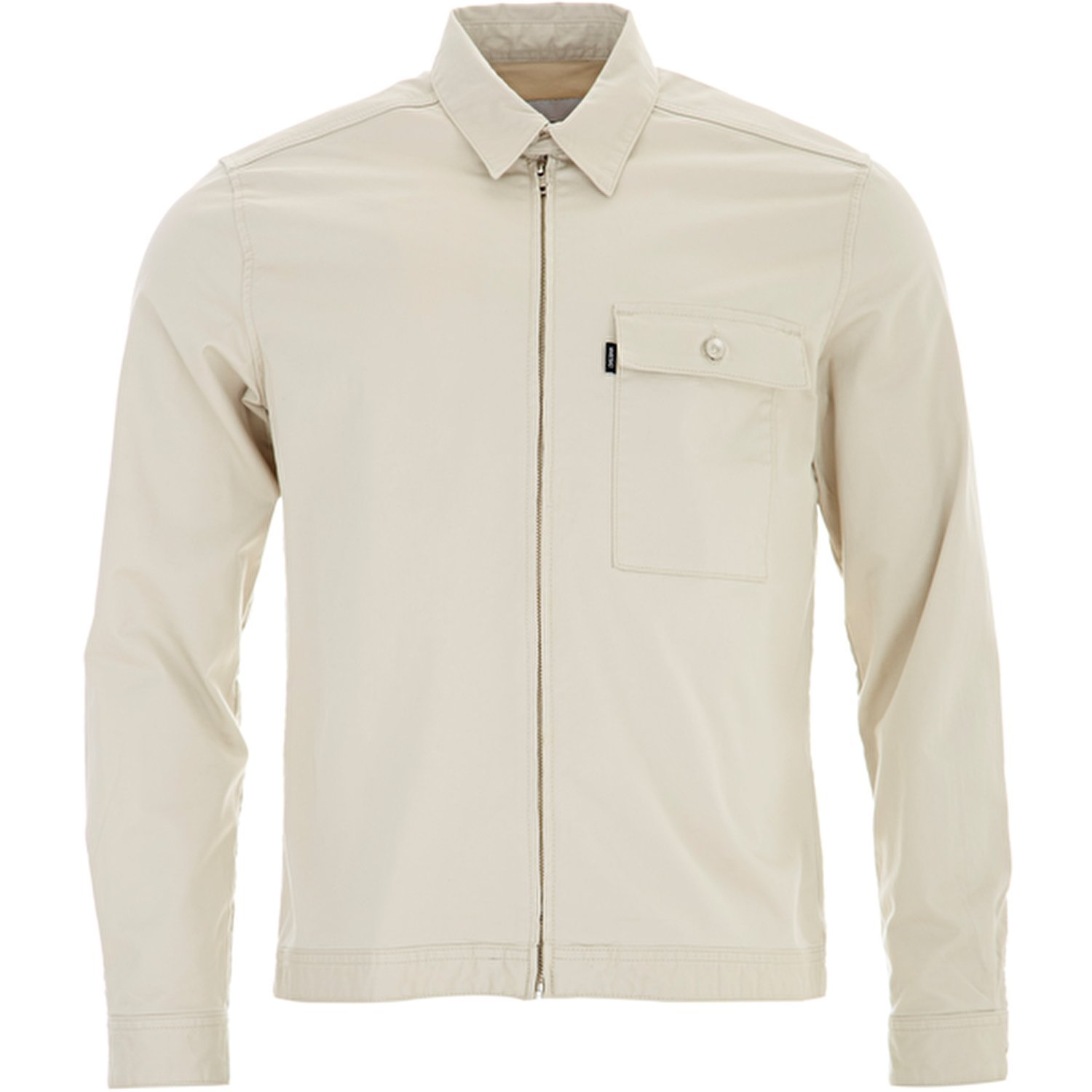 WeSC Rod Twill Jacket - Moon Beam