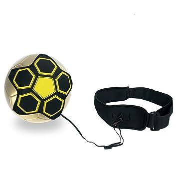 Katech Fussball Kick Trainer Fussball Gurtel Ansatztrainer