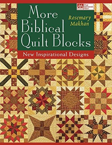 More Biblical Quilt Blocks (Biblical Quilt Blocks)