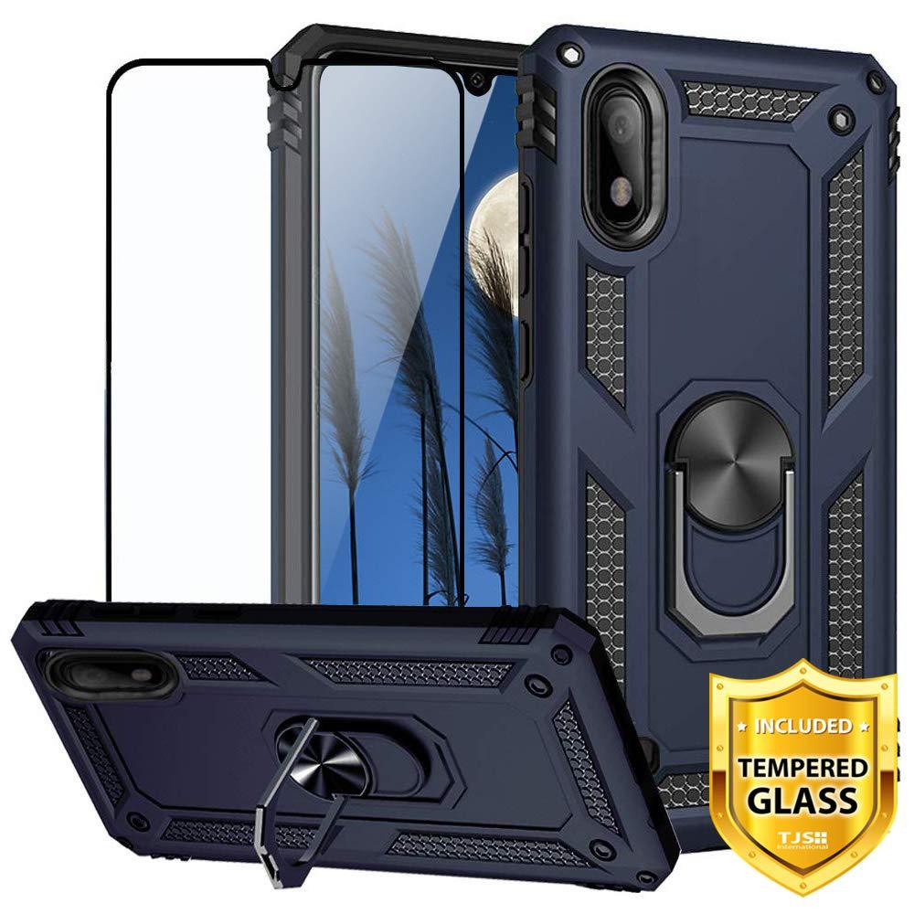 Funda + Vidrio para Samsung Galaxy A10 TJS [7TSGSQ81]