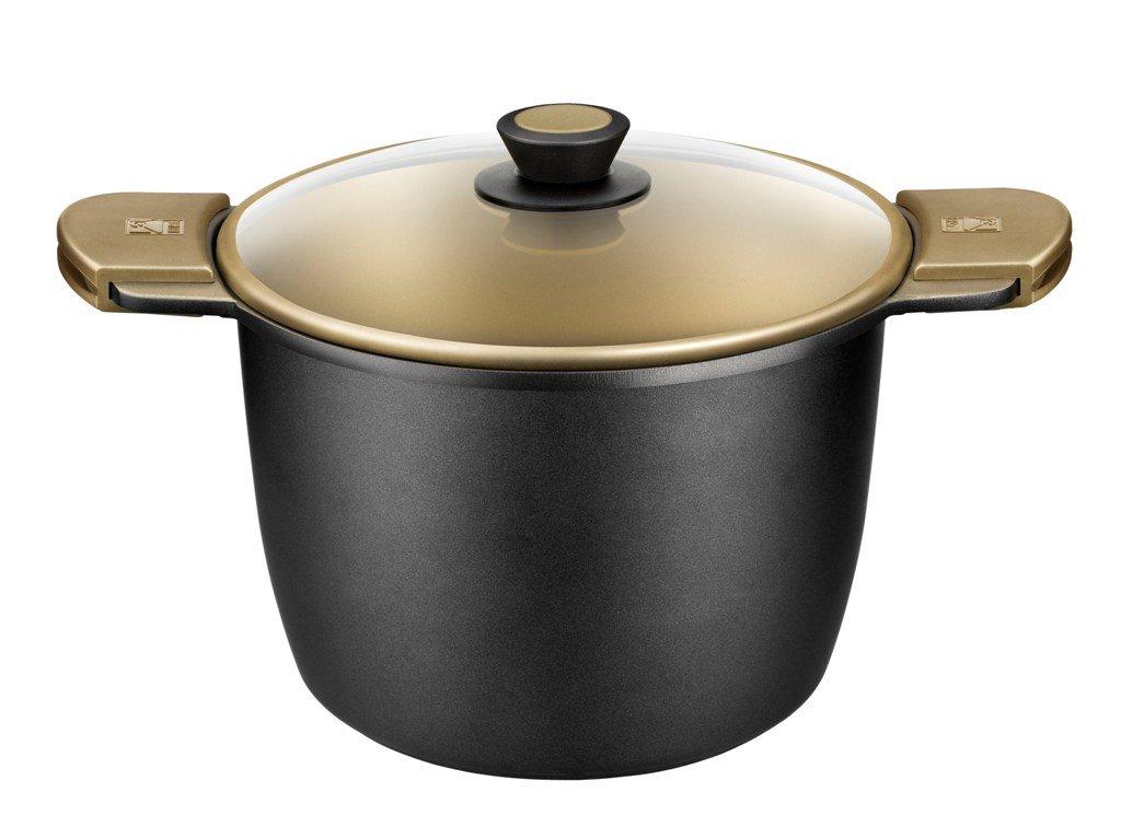 Braisogona Terra Cast Aluminium Stew Pot, 20 cm Braisogona_A373920