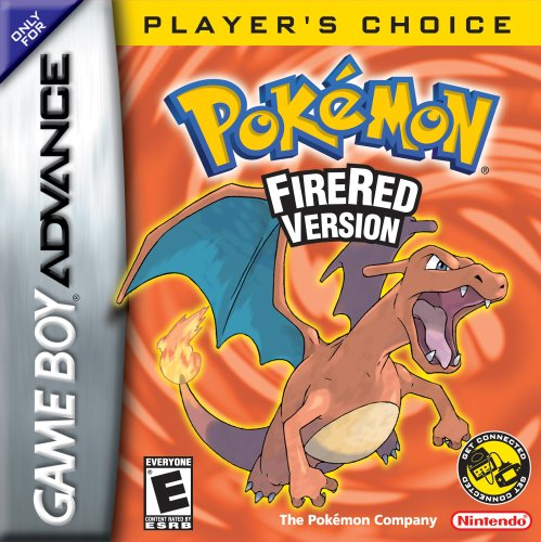 Pokemon FireRed Version Game Boy Advance product image