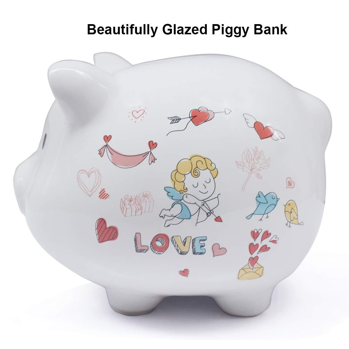 Piggy Bank for Boys Girls
