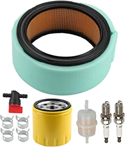 ATVATP 24 083 03-S Air Filter 24 083 05-S Pre Cleaner for Kohler CH18-CH25 CV18-CV25 CH730-CH740 CV675-CV740 ECH730-ECH749 Command Engine & 52 050 02-S Oil Filter