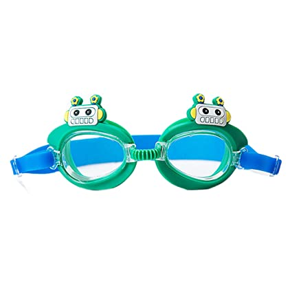 43dc887a19bc26 Amazon.com : Lemonkid® Children's Swimming Goggles Baby Kids Cute ...