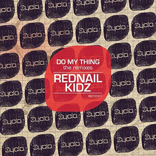 Rednail Kidz + 1 - I Think Of You