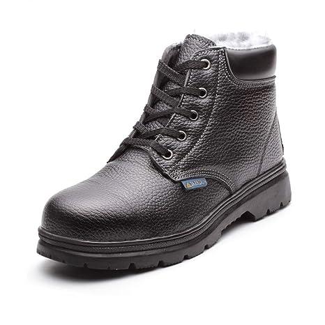 Seguridad Invierno Hombres Calzado Para De Botas Nieve w1qI7U