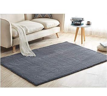 Amazon.de: DADAO Teppich Wohnzimmer Plüsch Schlafzimmer ...