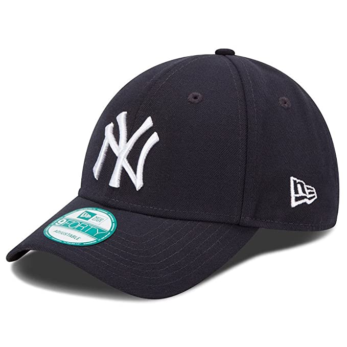 927b83ebdf8 Image Unavailable. Image not available for. Color  New Era 9FORTY New York  Yankees Adjustable Baseball Cap Navy