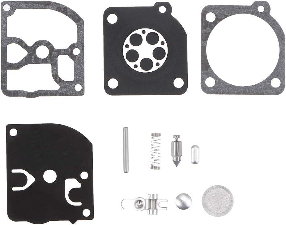 uxcell RB-105 Carburetor Rebuild Kit Gasket for Stihl MS210 MS230 MS250 Zama RB-105 C1Q-S Series Engines Carb 2pcs