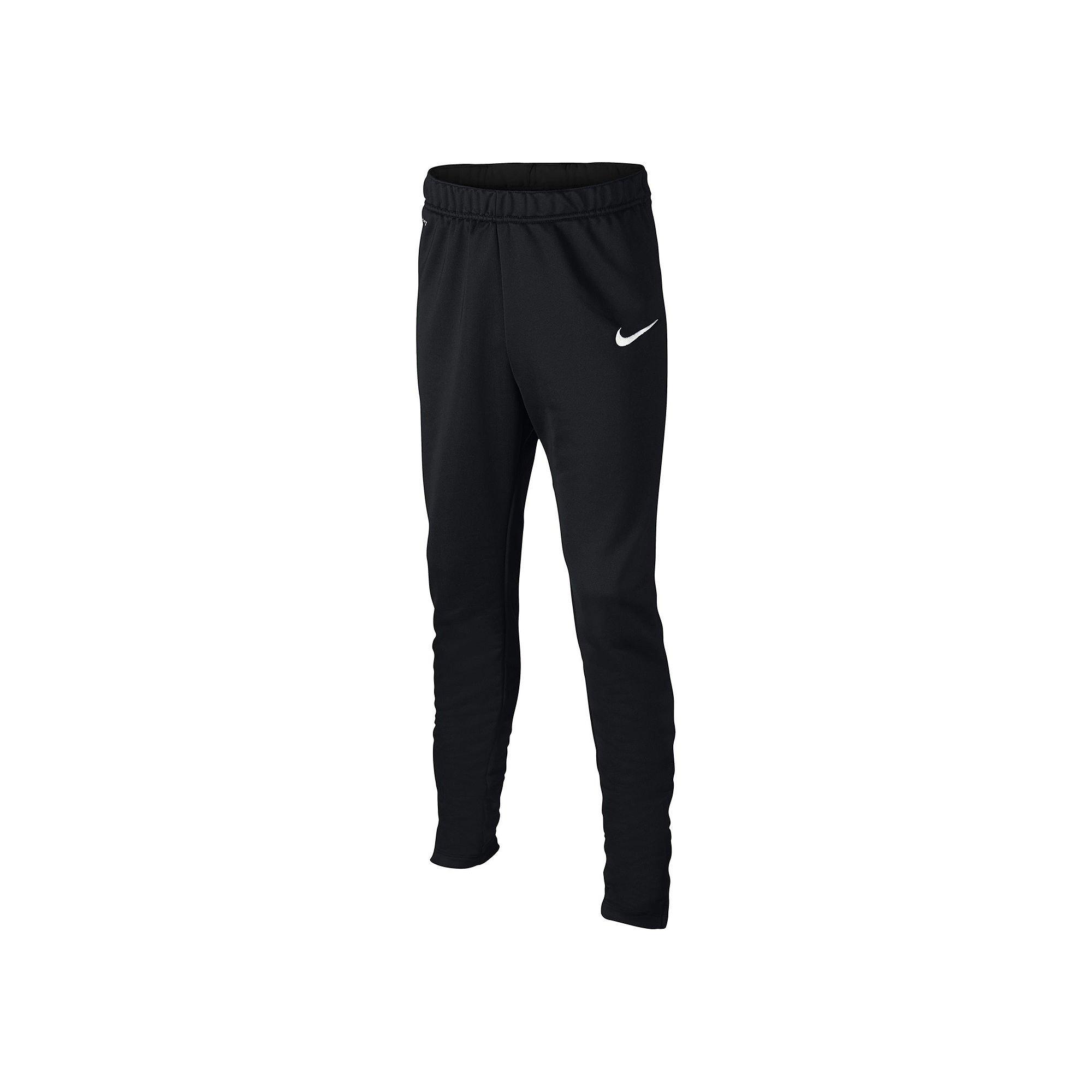 Nike Unisex Academy Boys Tech Sports Pants (YM) Black by Nike