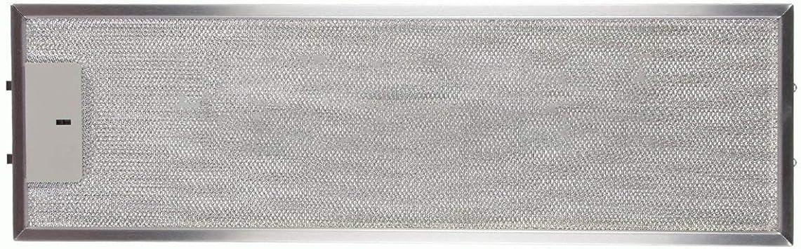 Recamania Filtro metalico Campana extractora Balay Bosch Compatible con Siemens 170x552mm 3BT730X01 435797: Amazon.es