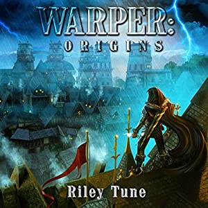 Warper: Origins Audiobook