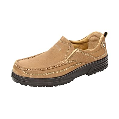 Liberty Windsor Men Casual Shoes Loafers Camel UK-8: Buy Online at Low  Prices in India - Amazon.in