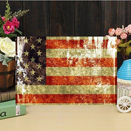 American Flag Signs,American Flag Decor, Art Prints, Metal S