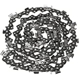 """6X CHAINSAW CHAIN SEMI CHISEL 20/"""" 0.325/"""" 0.058/"""" 76 DL FOR BLUE MAX 8901 8902"""
