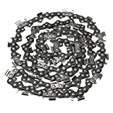 Best to Buy New 20inch Chain Saw Chain 325 Pitch .058 Gauge 76 Drive Links Spare Replacement husqvarna chainsaw mill ripping chain worx parts greenworks