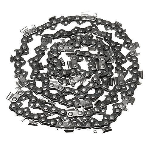 Best to Buy New 20inch Chain Saw Chain 325 Pitch .058 Gauge 76 Drive Links Spare Replacement husqvarna chainsaw mill ripping chain worx parts greenworks (Chain Link T-shirt)
