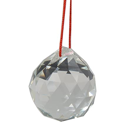 a4c555325 Buy Hanging Crystal Ball Online at Low Prices in India - Amazon.in