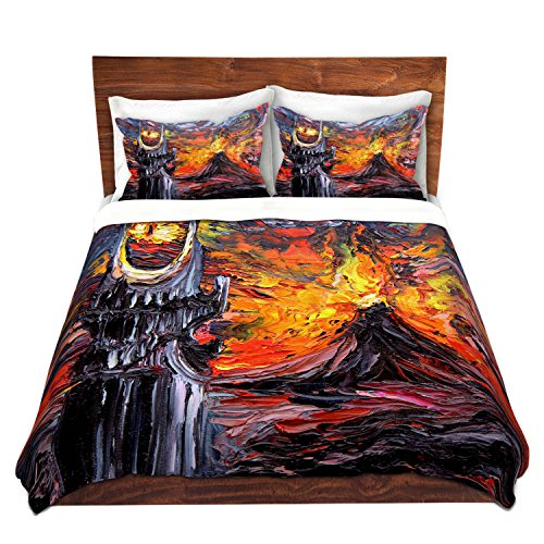 Duvet Cover Brushed Twill Twin, Queen, King Sets DiaNoche De