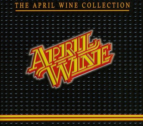 THE APRIL WINE COLLECTION (4 cd box set) by Unidisc Records