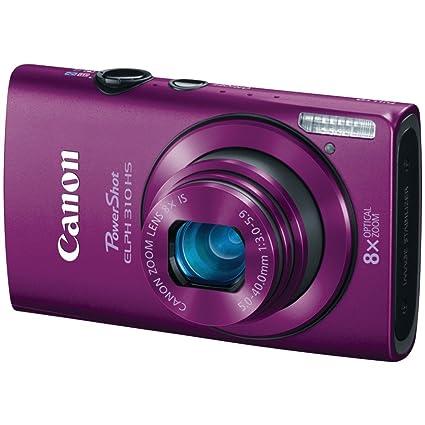 amazon com canon powershot elph 310 hs 12 1 mp cmos digital camera rh amazon com Canon ELPH 330 Canon ELPH 330