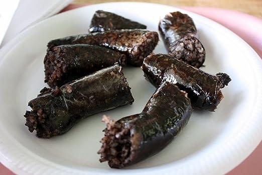 MORCILLA – Sangre, Sausage estilo Puerto Rico – 1 lb (conteo ...