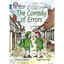 The Comedy of Errors: Band 16/Sapphire (Collins Big Cat Shakespeare)
