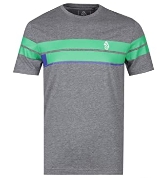 bf71ec44 LUKE 1977 Mens Brazilia Short Sleeve Printed Crew Neck T-Shirt Top:  Amazon.co.uk: Clothing