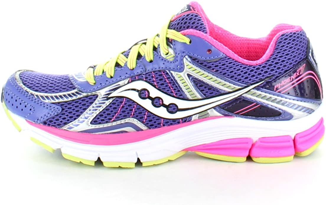 Saucony Ladies Phoenix 7 Running Shoes