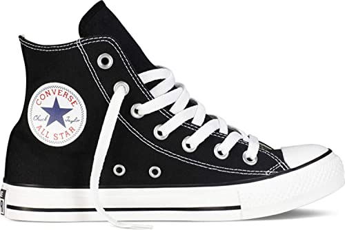 Converse 015860 (Noir), Baskets Hautes Mixte Adulte