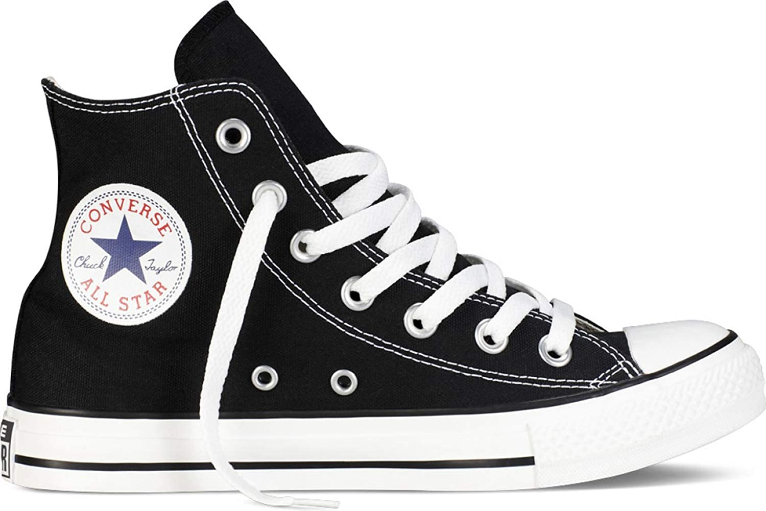 Details about CONVERSE All Star Chuck Taylor Mens 5 Red White Blue Fold Down High Top Sneaker