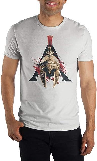 Bioworld Assassins Creed Odyssey Assassins - Camiseta para hombre