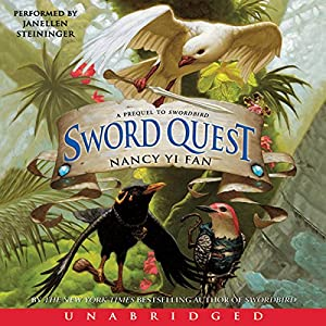 Sword Quest Audiobook