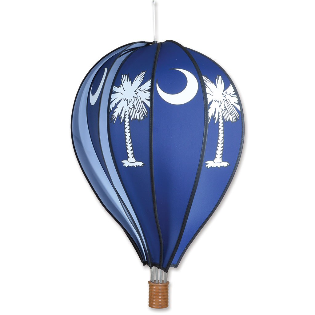 Premier Kites 22 in. Hot Air Balloon - Palmetto South Carolina by Premier Kites