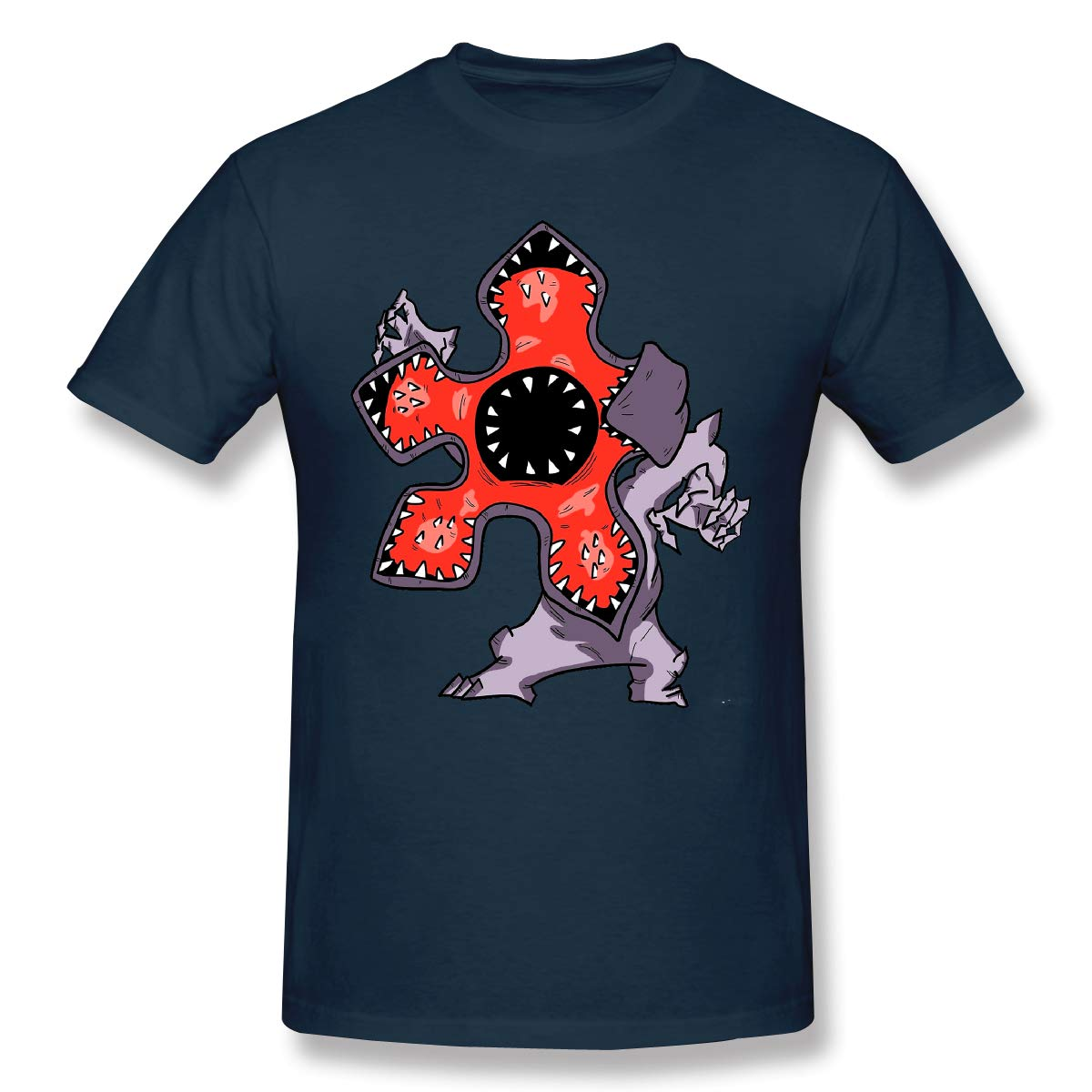 Gallagher Demogorgon Casual T Shirt Short Sleeve Tee For