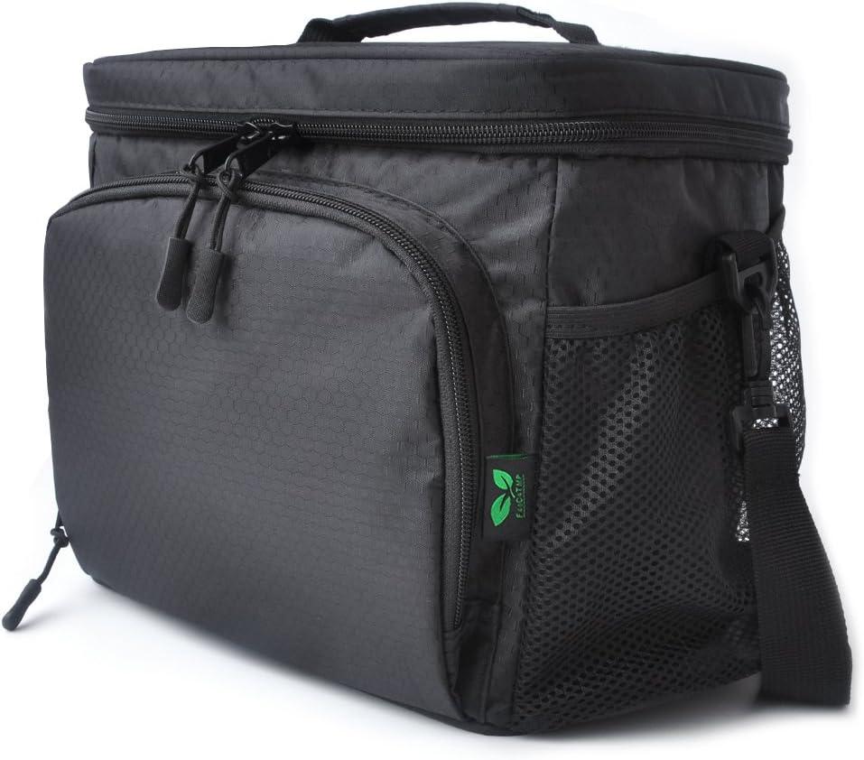 Lunchtasche,Lunch Bag wasserdichte Einkaufstasche Isoliert tragbare Lagerung Bento Bag K/ühler//Thermal Picknick Lunch Bag f/ür Work School Picknick