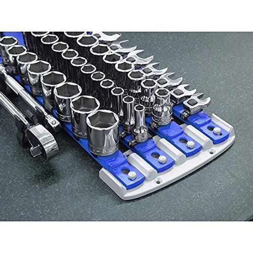 APT/ Ernst 8470 RD + 8471 BL TWIST LOCK Socket Organizer Red / Blue Systems by APT/Ernst (Image #3)